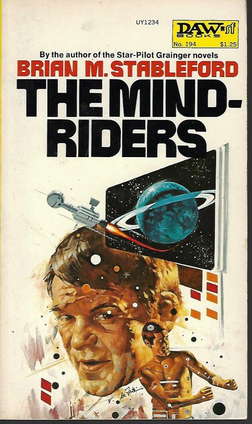 THE MIND-RIDERS