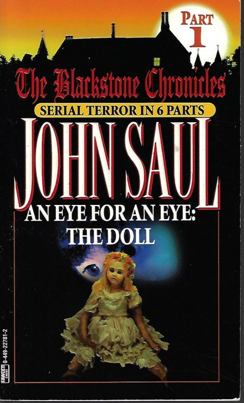 AN EYE FOR AN EYE: THE DOLL: The Blackstone Chronicles #1