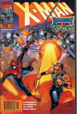 X-MAN - X-Man: May #38