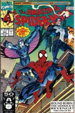 THE AMAZING SPIDER-MAN - The Amazing Spider-Man: Early Nov. #353