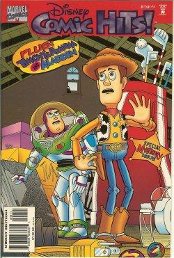 DISNEY COMIC HITS - Disney Comic Hits!: June #9