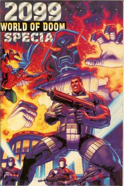 2099 SPECIAL WORLD OF DOOM May 1