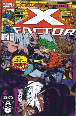 X FACTOR Nov 72