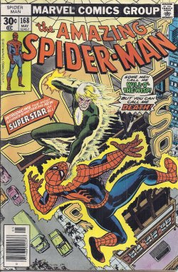 THE AMAZING SPIDER-MAN - The Amazing Spider-Man: May #168