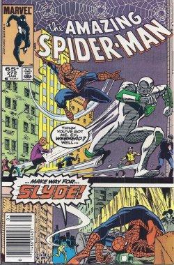THE AMAZING SPIDER-MAN - The Amazing Spider-Man: Jan #272