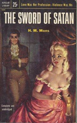 MONS, H. M, - The Sword of Satan
