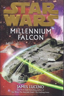 LUCENO, JAMES - Millennium Falcon (Star Wars)
