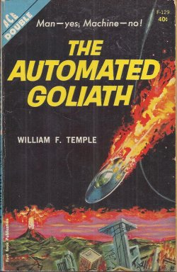 THE AUTOMATED GOLIATH THE THREE SUNS OF AMARA