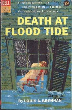 Image for DEATH AT FLOOD TIDE