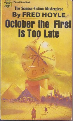 HOYLE, FRED - October the First Is Too Late
