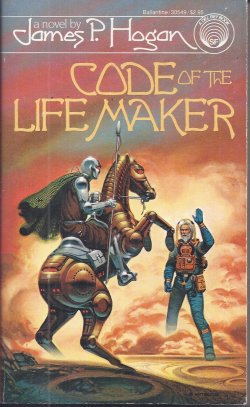 HOGAN, JAMES P. - Code of the Lifemaker