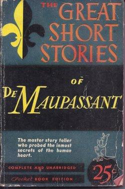 DE MAUPASSANT, GUY - The Great Short Stories of Guy de Maupassant