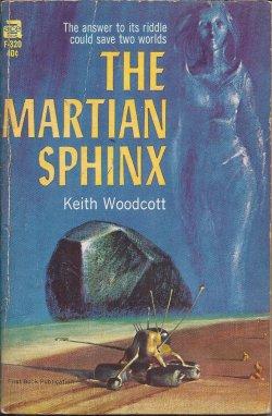 WOODCOTT, KEITH [BRUNNER, JOHN] - The Martian Sphinx