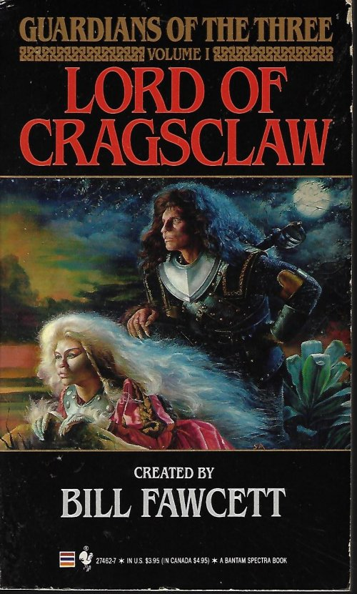LORD OF CRAGSCLAW: Guardians of the Three #1