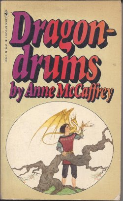 MCCAFFREY, ANNE - Dragondrums