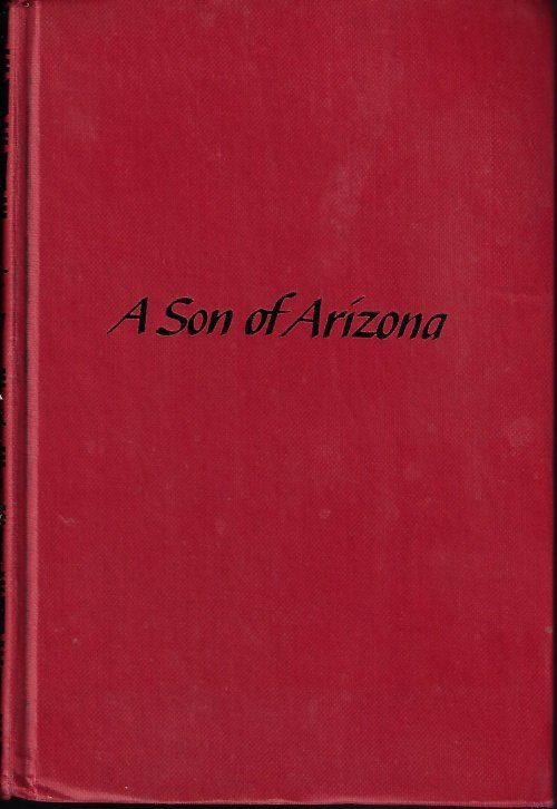 Image for A SON OF ARIZONA