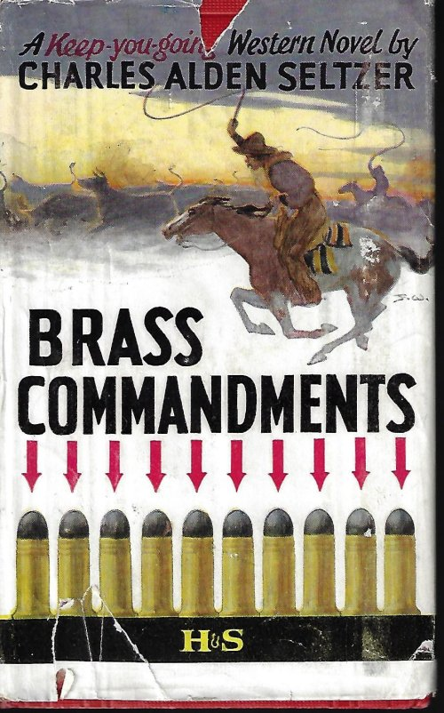 Image for BRASS COMMANDMENTS