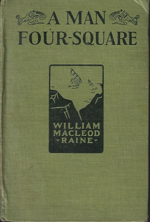 Image for A MAN FOUR-SQUARE