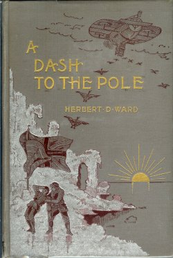 Image for A DASH TO THE POLE