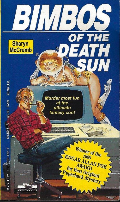MCCRUMB, SHARYN - Bimbos Ofthe Death Sun