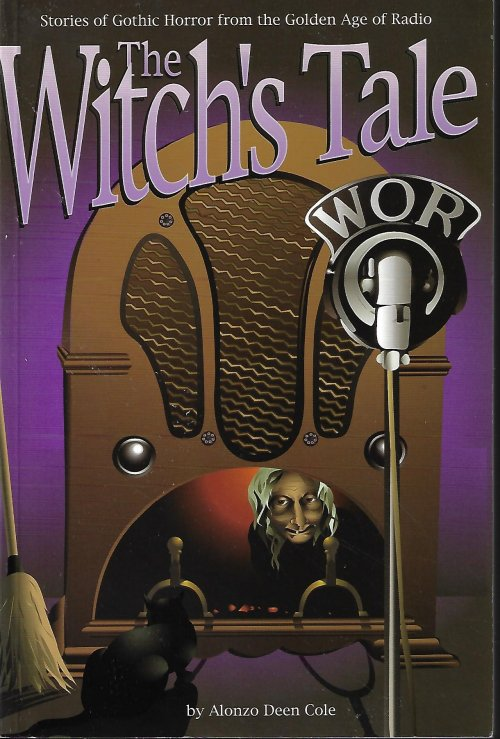 Image for THE WITCH'S TALE; Stories of Gothic Horror from the Golden Age of Radio