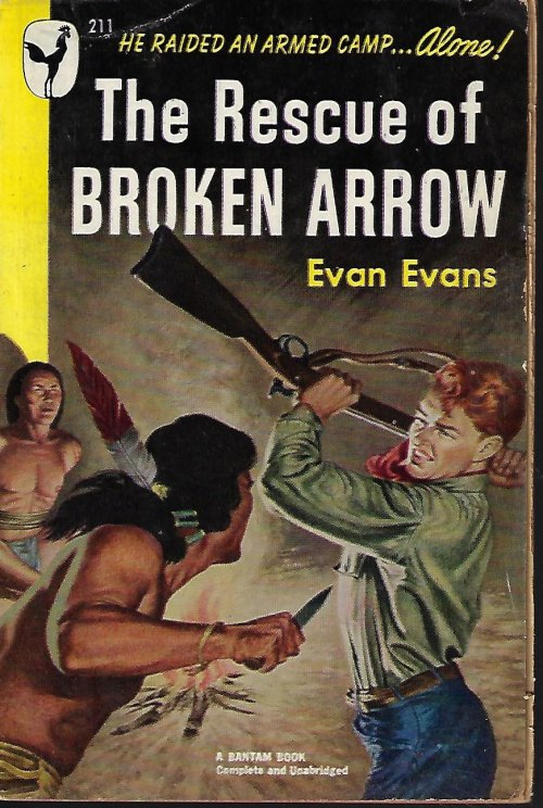 THE RESCUE OF BROKEN ARROW