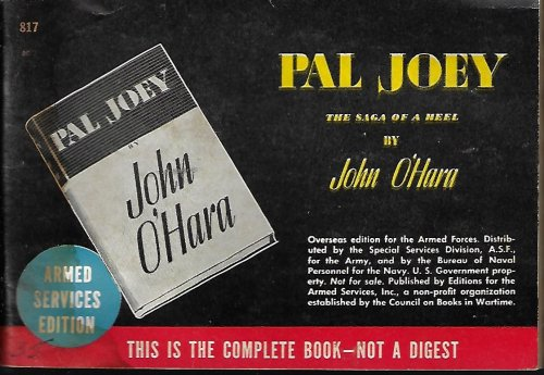Image for PAL JOEY