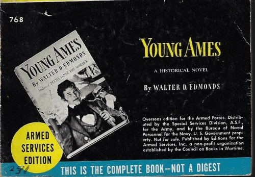 Image for YOUNG AMES