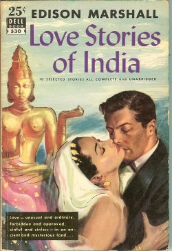 MARSHALL, EDISON - Love Stories of India