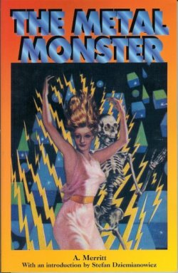 Image for THE METAL MONSTER