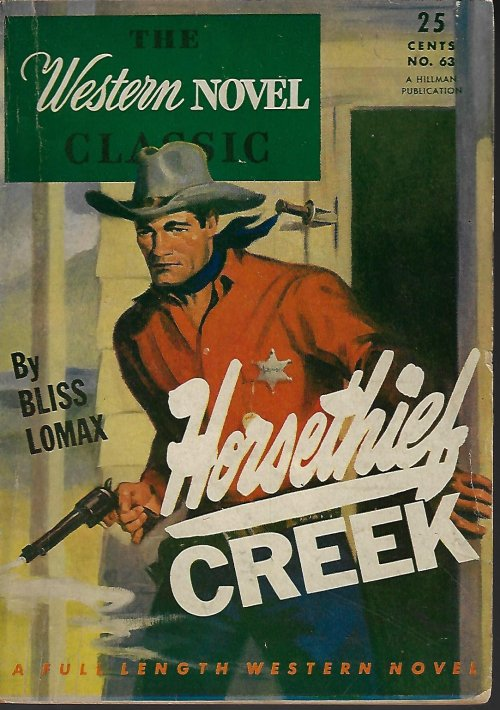 Image for HORSETHIEF CREEK: The Western Novel Classic #63