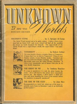 UNKNOWN Worlds June 1942