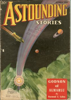 ASTOUNDING Stories October, Oct 1936
