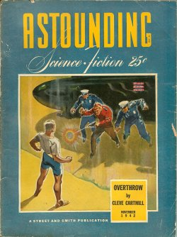 ASTOUNDING Science Fiction: November, Nov. 1942