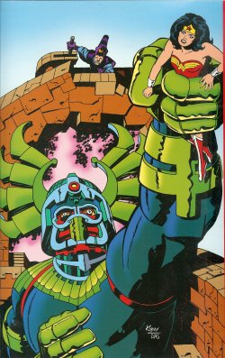 JACK KIRBY COLLECTOR 55, Fall 2010