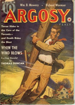 "Image for ARGOSY Weekly: April, Apr. 6, 1940 (""The Devil's Doubloons"")"