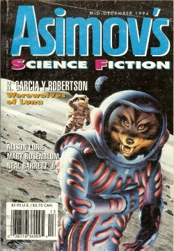 ASIMOV'S Science Fiction Mid December, Mid Dec 1