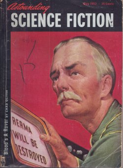 ASTOUNDING Science Fiction May 1952 Gunner Cade