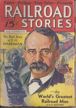 Image for RAILROAD Stories: June 1936