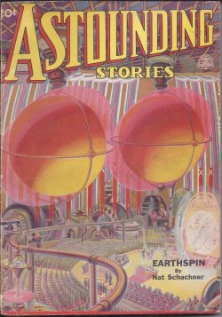 ASTOUNDING Stories June 1937