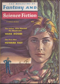 Image for The Magazine of FANTASY AND SCIENCE FICTION (F&SF): February, Feb. 1960