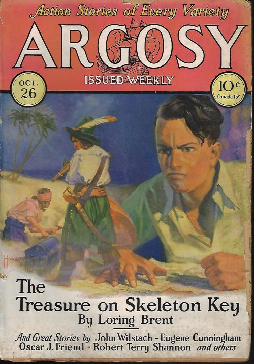 Image for ARGOSY All-Story Weekly: October, Oct. 26, 1929