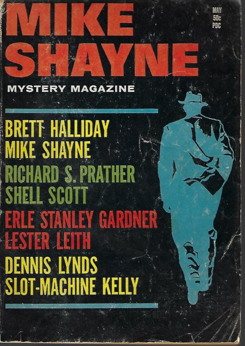 MIKE SHAYNE MYSTERY MAGAZINE: May 1965