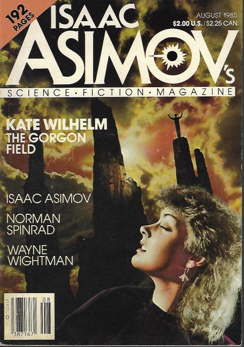 Isaac ASIMOV'S Science Fiction: August, Aug. 1985