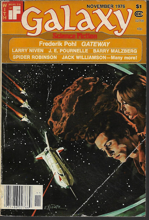 "Image for GALAXY Science Fiction: November, Nov. 1976 (""Gateway"")"