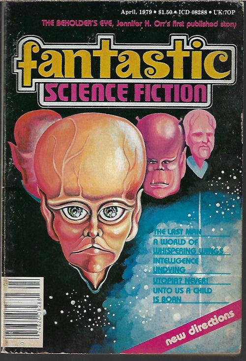 Image for FANTASTIC Science Fiction: April, Apr. 1979