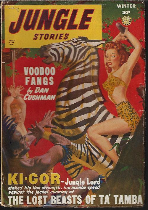 Image for JUNGLE Stories: Winter (Nov.-Jan.) 1948 - 1949