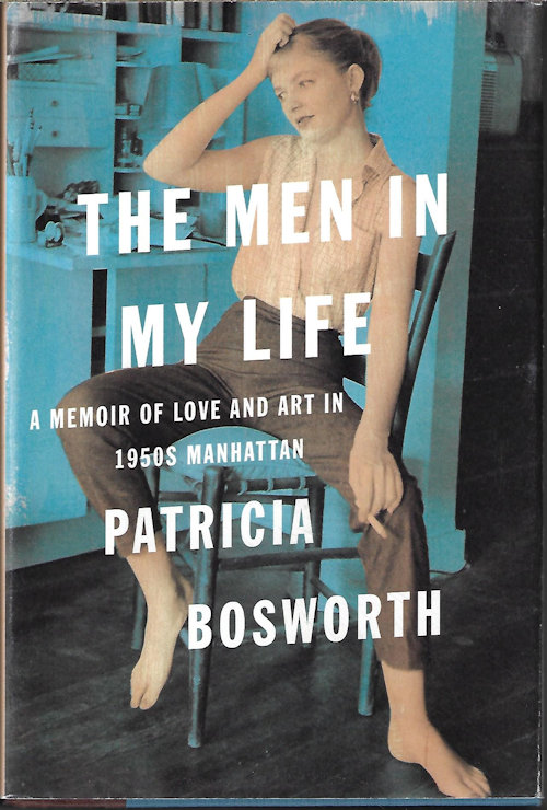 Image for THE MEN IN MY LIFE; A Memoir of Love and Art in 1950s Manhattan