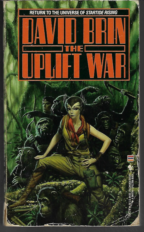 Image for THE UPLIFT WAR