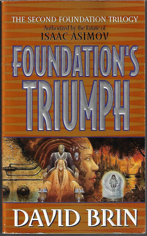 Image for FOUNDATION'S TRIUMPH; The Second Foundation Trilogy #3)